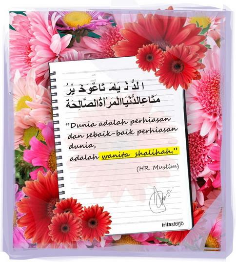 Wanita shalihah ^^